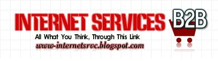 خدمات من خلال الانترنت