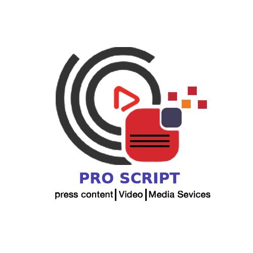 شركة بروسكريبت - لصناعة المحتوي الرقمي ، والخدمات الإعلامية بالإسكندرية